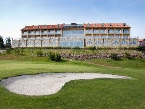 Hotel Abba Comillas Golf